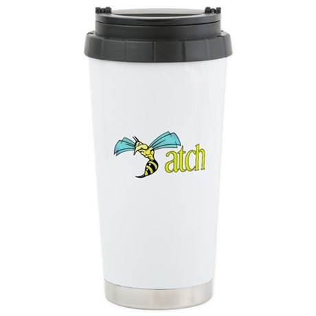 Biatch Stainless Steel Travel Mug