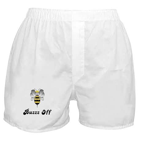 Robobee Bumble Bee Buzz Off Boxer Shorts