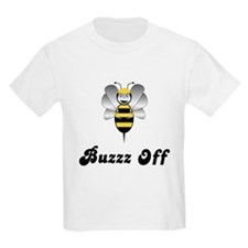 Robobee Bumble Bee Buzz Off T-Shirt