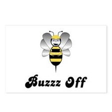 Robobee Bumble Bee Buzz Off Postcards (Package of