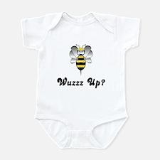 Robobee Bumble Bee Wuzz Up Infant Bodysuit