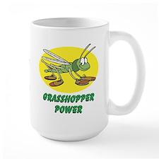 Grasshopper Power Mug