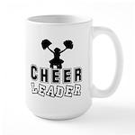 Cheerleading Large Mug