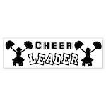 Cheerleading Bumper Sticker (50 pk)