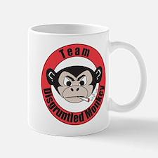 Team Disgruntled Monkey Mug