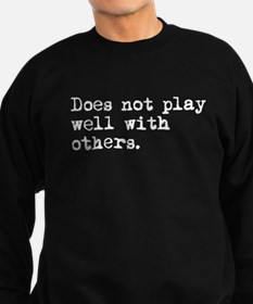 Cute School play Sweatshirt