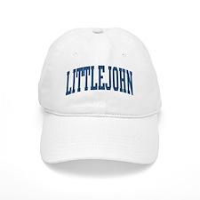 Littlejohn Collegiate Style Name Baseball Cap