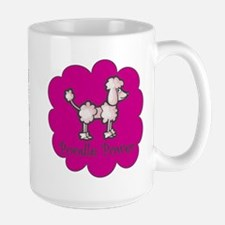 Poodle Power Mug