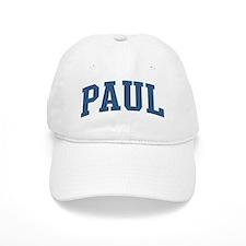 Paul Collegiate Style Name Baseball Cap