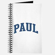 Paul Collegiate Style Name Journal