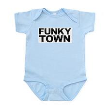 FUNKY TOWN Infant Bodysuit