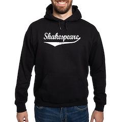 Shakespeare Hoodie (dark)