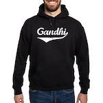 Gandhi Hoodie (dark)