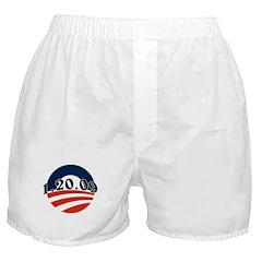 obama 1.20.09 Boxer Shorts
