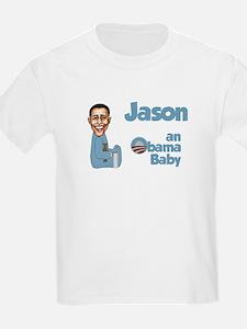 Jason - Obama Baby T-Shirt