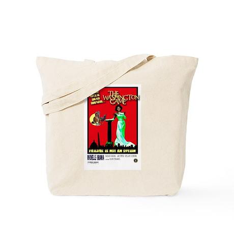 michelle's washington game Tote Bag