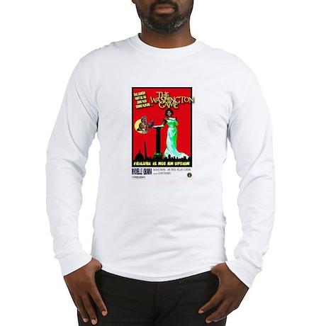 michelle's washington game Long Sleeve T-Shirt
