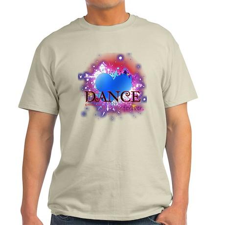 Love Dance Forever Light T-Shirt