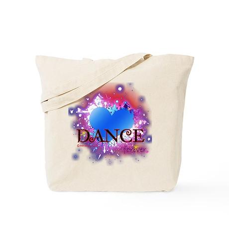 Love Dance Forever Tote Bag