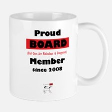 BOARD Member Mug