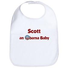 Scott - Obama Baby Bib
