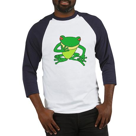 Tree Frog Baseball Jersey