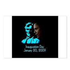 Cute Inauguration day Postcards (Package of 8)