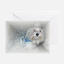 Puppy Princess Greeting Cards (Pk of 10)
