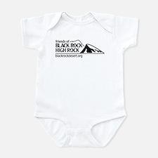 Unique Burning man Infant Bodysuit