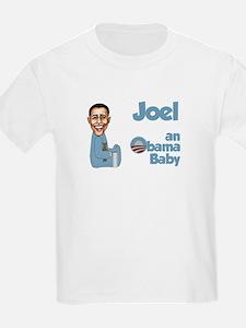 Joel - Obama Baby T-Shirt