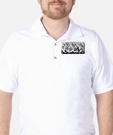 Purgatorio Artistico Golf Shirt