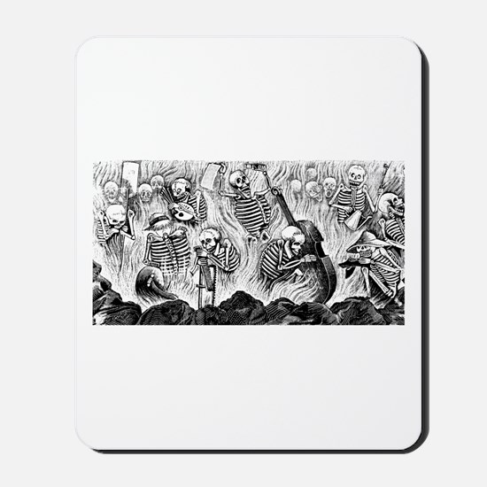 Purgatorio Artistico Mousepad