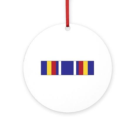 Global War Service Ornament (Round)