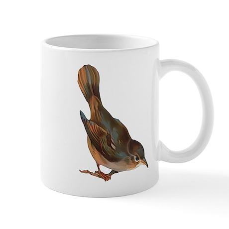 nightingale two Mug