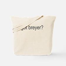 got breyer? Tote Bag