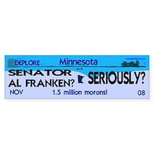 Deplore Minnesota