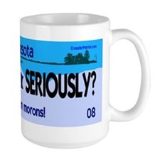 Deplore Minnesota Mugs