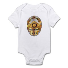 Lacey Police Infant Bodysuit