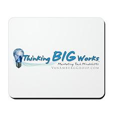 Thinking Big Works Mousepad
