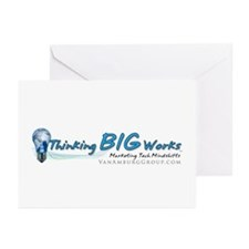 Thinking Big Works Greeting Cards (Pk of 20)
