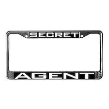 Aston Martin License Plate Frame