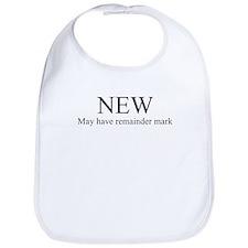 New- May have remainder mark Bib