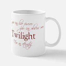 Unique Twilight obsessed Mug
