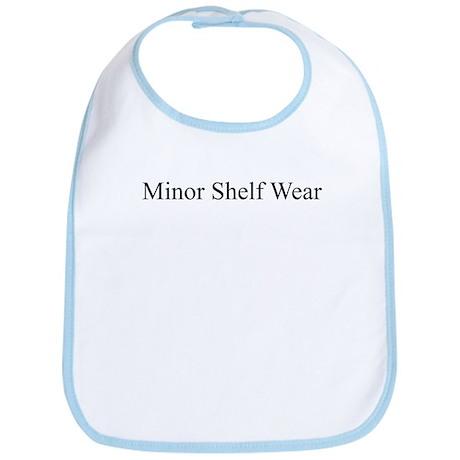 Minor Shelf Wear Bib