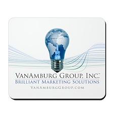 VanAmburg Group, Inc. Mousepad