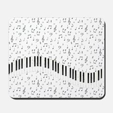 Piano Music Mousepad