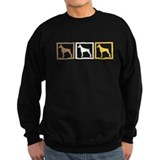 Dobermans Sweatshirt (dark)