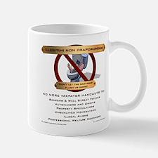Illegitimi non craporundum Small Mugs
