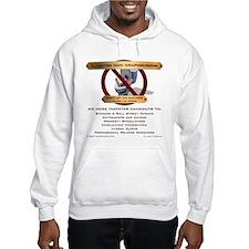Illegitimi non craporundum Hoodie Sweatshirt