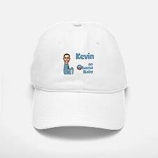 Kevin - Obama Baby Baseball Baseball Cap